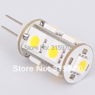 Free Shipping Led G4 Light Bulbs 12VDC Dimmable 5050SMD*9 1.6W 180-198LM Led Lighting Tower Small Halogen Lighting Replacement(Hong Kong)