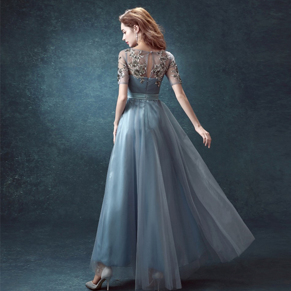Perfect Long Evening Gowns For Wedding Mold - All Wedding Dresses ...