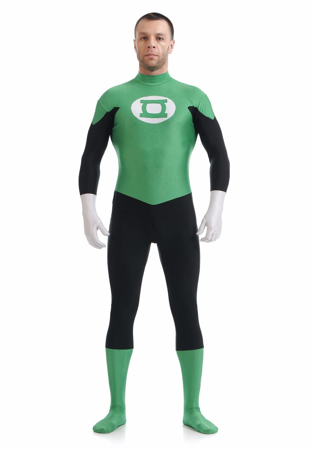 popular green lantern cosplay costume buy cheap green. Black Bedroom Furniture Sets. Home Design Ideas