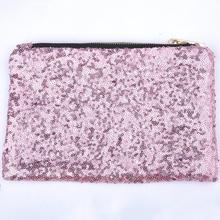 Brand Designer Sequins Luxury Cosmetic Bags Organizer Handbag Glitter Bling Sequins Women Clutch Comestic Makeup Bag(China (Mainland))