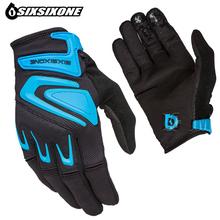 SIXSIXONE Brand 661 EVO MTB Gloves Off Road Racing Motocross glove DH Downhill Dirt Mountain Bike Bicycle Cycling glove(China (Mainland))