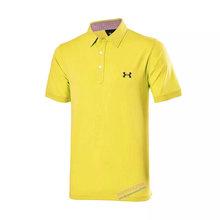 New Fashionable UA Golf Sport clothing mens short sleeve dobby T-shirt S-XXL size Golf shirt Free Shipping