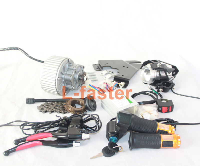 Throttle Lever For Dc Moter : Aliexpress buy w upgrade electric bicycle brush