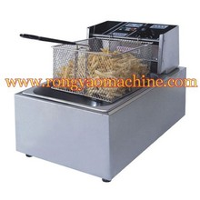 Buy 6L electric 1 tank fryer TABLE Counter top electric 1 tank fryer CE for $58.00 in AliExpress store