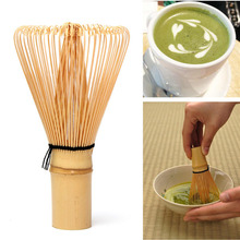 Buy New Arrival Japanese Ceremony Bamboo 64 Matcha Powder Whisk Green Tea Chasen Brush Tool Coffee Grinder Brushes for $1.05 in AliExpress store