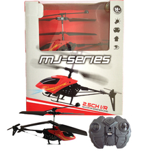 2014 New Arrive Mini 2.5Channels RC Helicopters RC Helicopter radio control Drones remote control Toys Helicoptero RED & YELLOW