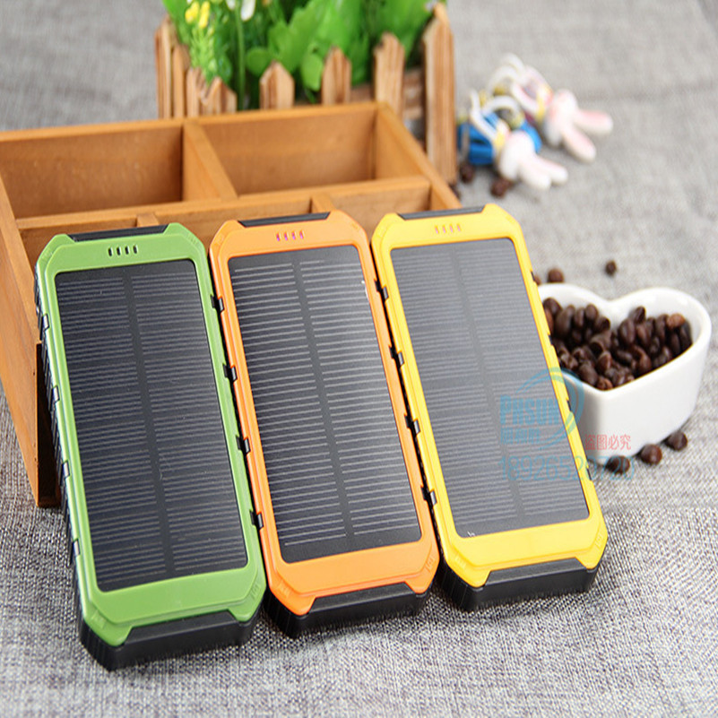 2016 Portable multi-function 10000mAH Laptop Charger Solar POWERBANK 10000mah Solar Charger Power Bank For ipad/mobilephone(China (Mainland))