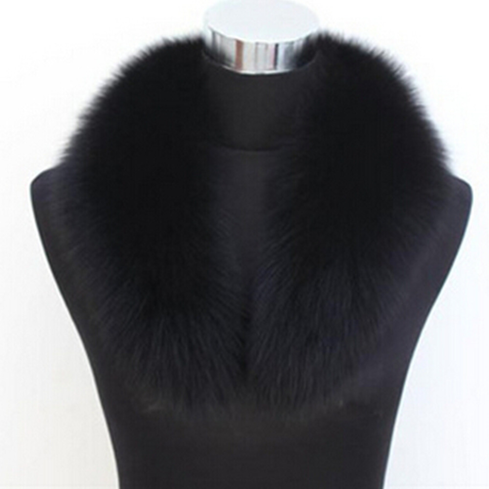 Free Shipping Brand Women Elegant Fox fur collar, fur muffler scarf fox collar shawl fur collar big collar maomao(China (Mainland))