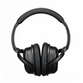 Active Noise Cancelling Headphones Over Ear Noise Reduction Headset Detachable Cable With Microphone Built in Lithium