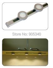 neue Mini-Track licht, führte kabinett licht, 5050,500mm, 12 VDC, led-module bewegt werden frei auf Kurs, für schaufenster, führte kleiderschrank licht(China (Mainland))