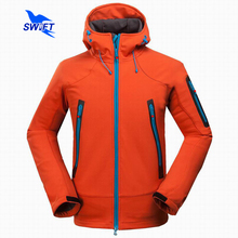 2016 Brand New Outdoor Softshell Jacket Men Waterproof Windproof Mammoth Jackets For Camping Hiking Skiing Windstopper Clothing(China (Mainland))