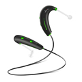 Wireless Bluetooth 4 1 Headset Aminy Medical Material Ear protection Earphone Ear hook Sports 2016 Newest