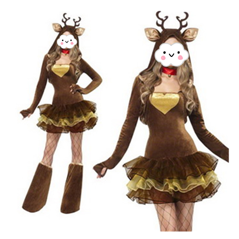 popular sexy deer costumebuy cheap sexy deer costume lots
