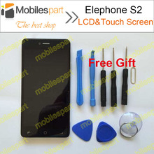 Elephone S2 LCD Display+Touch Screen 100% Original Replacement Screen For Elephone S2 5.0inch Smartphone free shipping