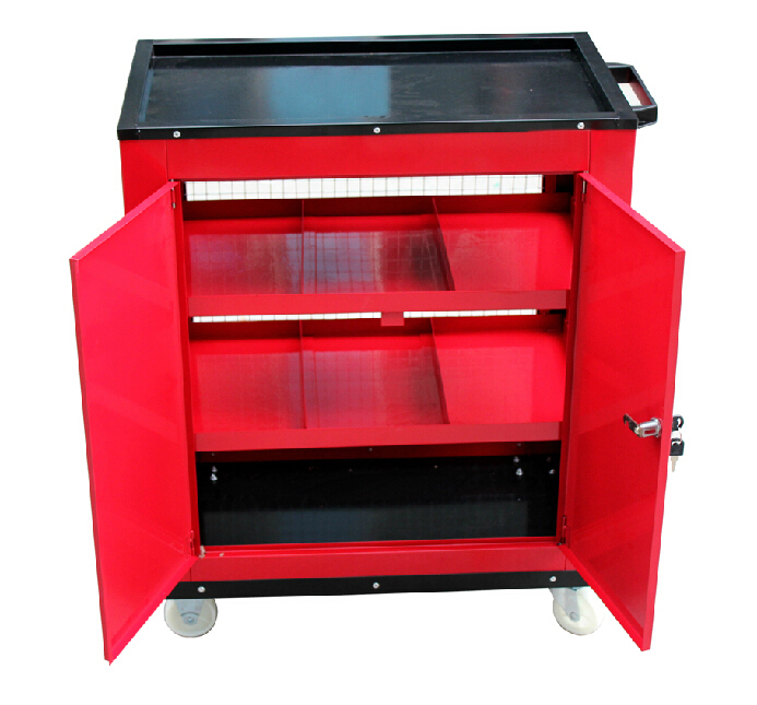 NS111812 Net Type Metal Trolley Tool Cabinet Tool Storage Cabinet(China (Mainland))