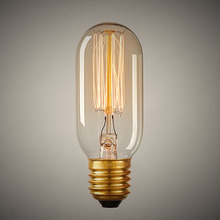 ST45 Vintage Retro Loft  Edison Bulb light Incandescent Bulb Rural  lamp Indoor Home Deco Bulb 40W,110V 220V(China (Mainland))
