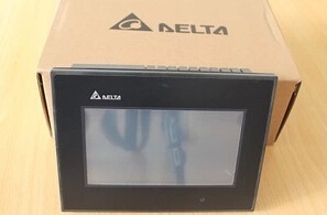 DELTA Touchscreen HMI DOP-B07S411 7 support  PLC 2 COM well tested working One year warranty<br><br>Aliexpress