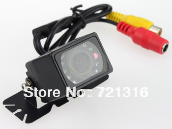 LED Night Vision Waterproof Bus and Truck etc. Reversing Rear View Camera System with135 Degree Viewing Angle