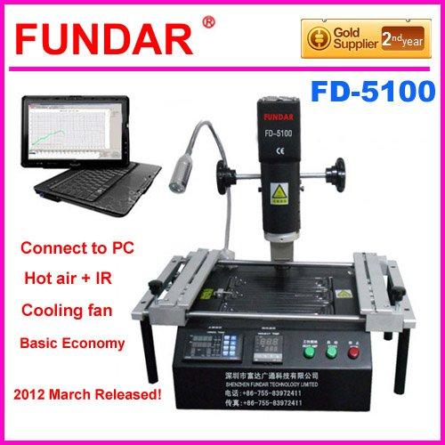 FD-5100 FOR PS3 XBOX GPU CPU etc BGA chip Rework station(China (Mainland))