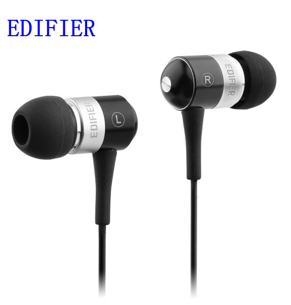 3.5mm Jack In ear Earphone Headphones For MP3 MP4 Player Bass Headset With Earbuds And Case EDIFIER H285<br><br>Aliexpress