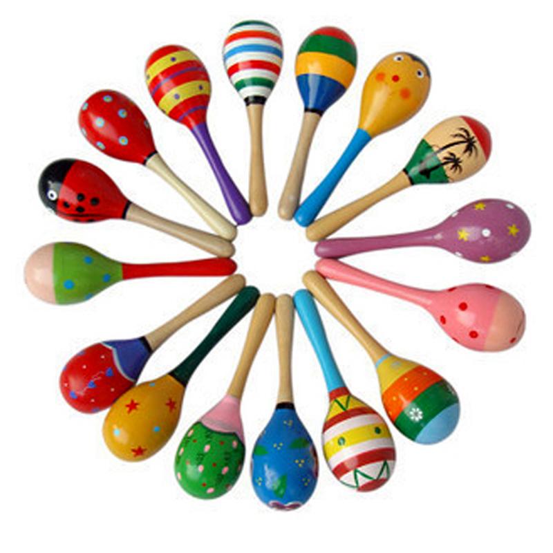 Гаджет  Kid Child Infant Sand Hammer Early Education Tool Musical Instrument FCI# None Игрушки и Хобби