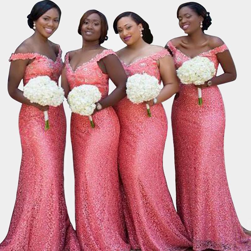 Pink Sequin Bridesmaid Dresses - Discount Wedding Dresses