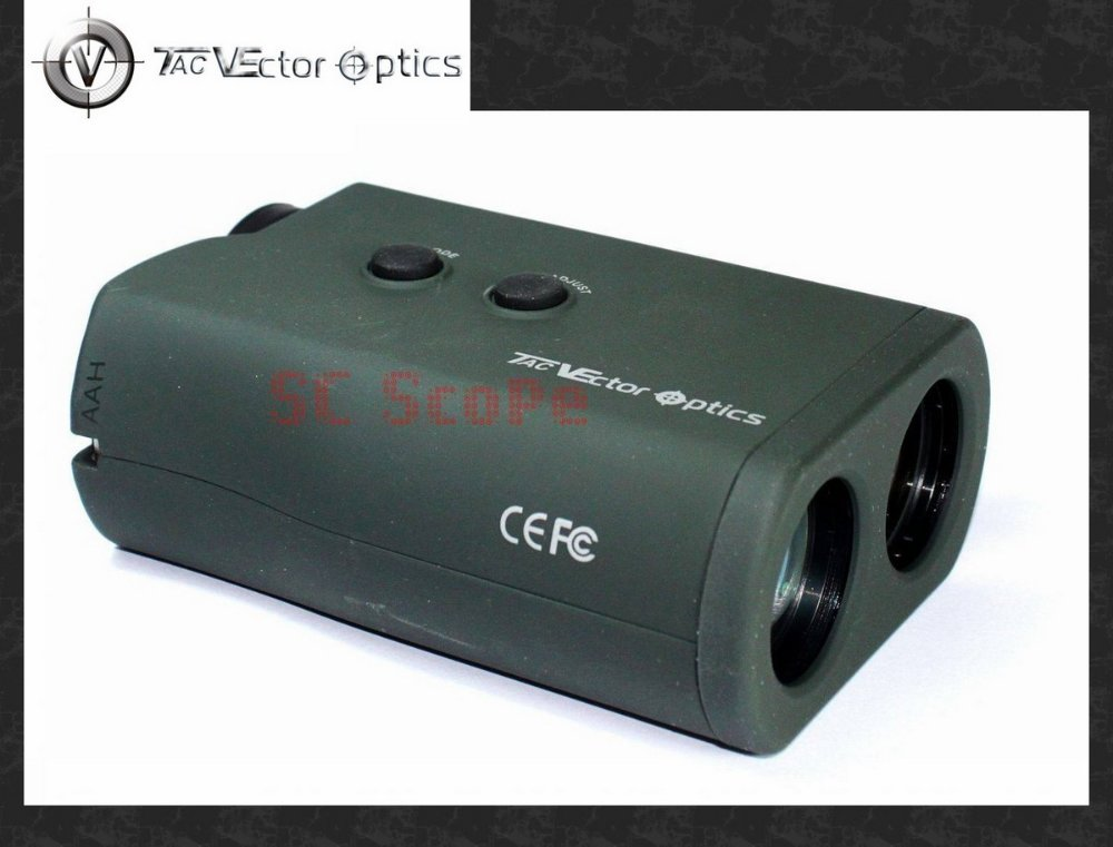 Vector Optics 8x30 Laser RangeFinder Monocular SCAN 1200M  w/ Rain, REFL , &gt;150 Mode Range Finder Distance Measuring<br><br>Aliexpress