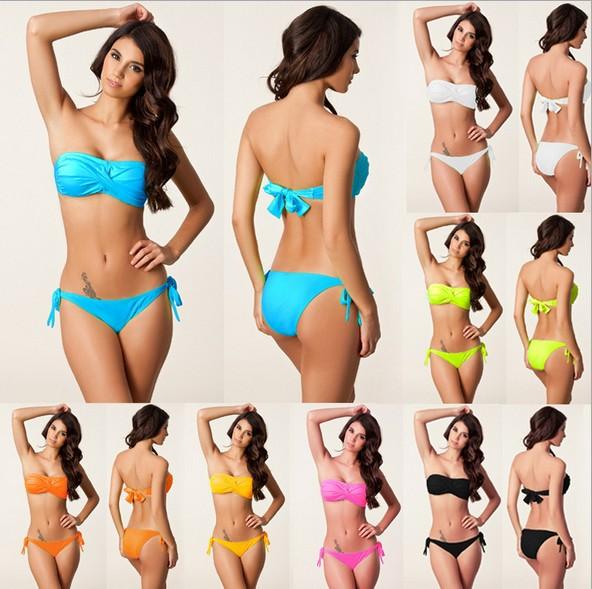 Drop Shipping 2014 Bikinis Sexy Bikini For Women Swimsuit