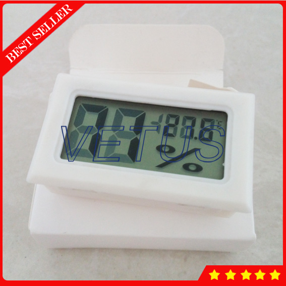 VT-2 Digital thermometer picture with temperature thermometers(China (Mainland))