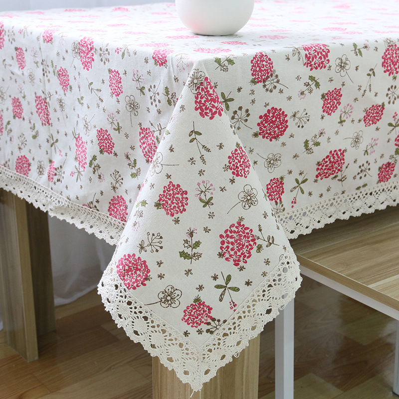 Vintage Floral Tablecloths Promotion-Shop For Promotional