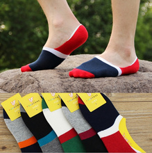 Popular Design Slip Off Shoe Ultra Shallow Mouth Blocking Men Meias Loafer Boat Low Cut Silicone Gel Invisible Socks