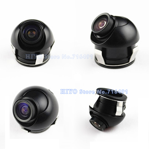 Free Shipping 100% Waterproof front  rear 170 Degree Wide Angle Luxury cctv Car Rear View Camera  CMOS<br><br>Aliexpress
