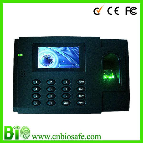 Hebrew/Thai/Vietnamese/Farsi Multi-language Support Fingerprint Time Attendance Recorder HF-Bio50(China (Mainland))