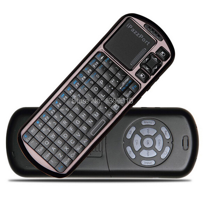 MINI 2.4G IR wireless keyboard for touchpad PC/TV remote wireless keyboard(China (Mainland))