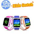 Q60 Q80 Children Anti Lost GPS Tracker Smart Watch SOS GSM Mobile Phone App For IOS
