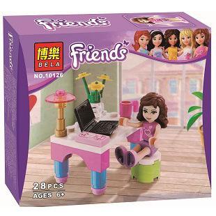Гаджет  Hot Sale NEW 1pcs/lot Bela Friends Building Blocks 1pcs Girls Friends Bricks educational toys Replica not Compatible with Lego None Игрушки и Хобби