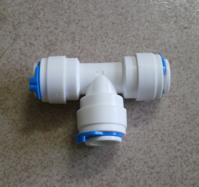new water filter parts plastic fitting 3 8 water purifier household for ro reverse osmosis filter