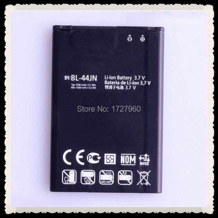 BL-44JN 1500mAh Mobile Phone Replacement Battery LG Optimus L5 e610 e612 e615 Bateria Batterij BL 44JN - parts of phone store