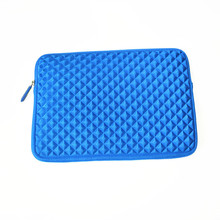 "New Design Diamond Surface10""11.6""13"" 14"" 15"" 16""17"" inch neoprene  Laptop Notebook Tablet PC Computer Bag Sleeve Case(China (Mainland))"