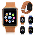 1 54 Bluetooth 4 0 Smart Watch Phone Support SIM Card Heart Rate Monitor Pedometer Touch
