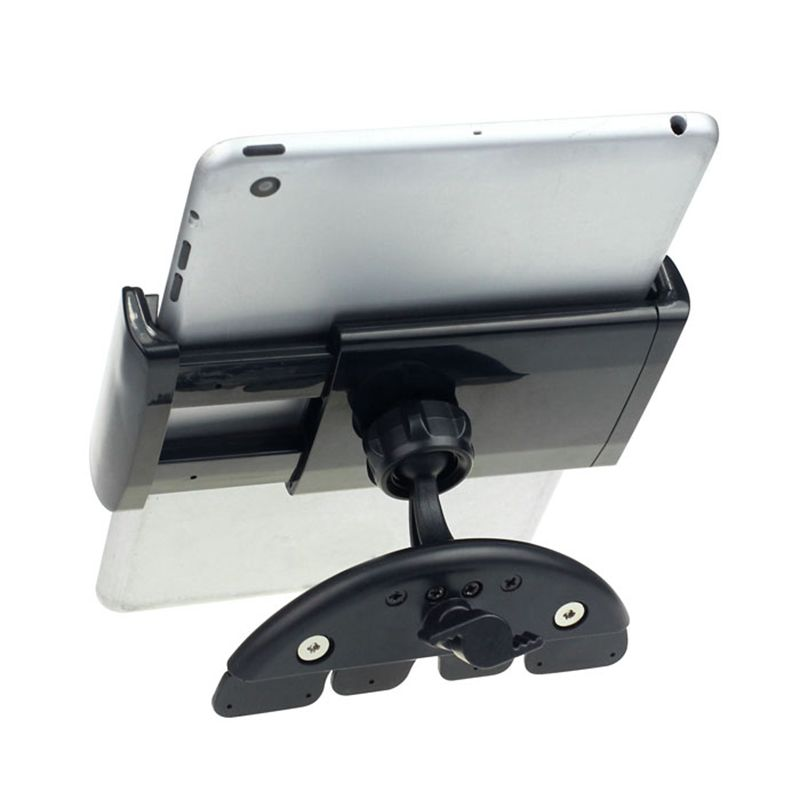 New cheap Car CD Mount Tablet PC Holder For ipad2 3 4 5 Air Galaxy Tab Accessory for Windows surface tablet PC(China (Mainland))