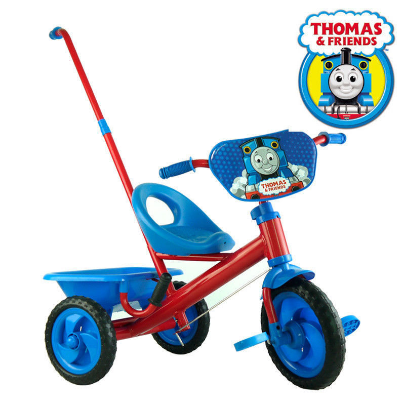 THOMAS AND FRIENDS TRAIN BIKE TRIKE TRICYCLE 3 WHEEL CAR KID TODDLER RIDE ON TOY SCOOTER GIFT(China (Mainland))