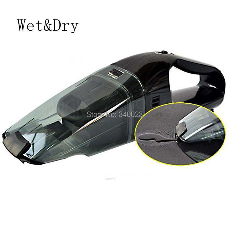 High Quality Hot New Black Car Vehicle Auto Wet & Dry Canister Vacuum Carpet Floor Portable Car Cleaner Air Pum 12V 60W, CP7(China (Mainland))