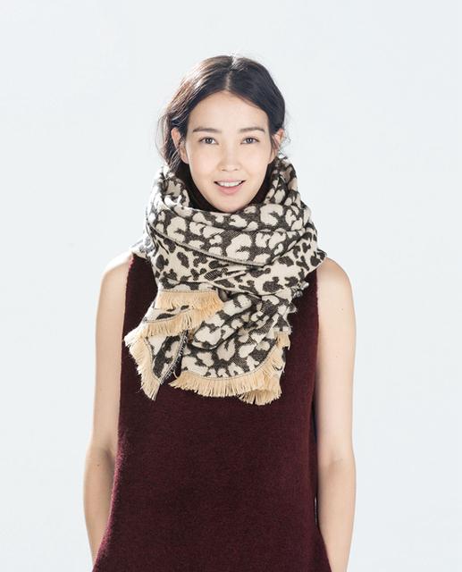 Za зима 2016 шарф точка новый дизайнер мужской акриловые основная шали обруча женщины женщина весной кашемир рождественский подарок завод