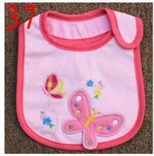 Baby Bibs Cotton Bandana Bibs Infant Babador Saliva Bavoir Towel baberos bebes Babadores Newborn Baby Girls Boys 3pcs/lot  xwd37