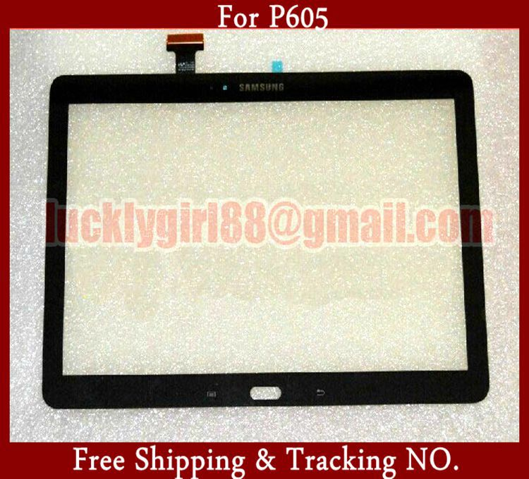 7 Prestigio Touch Screen For Samsung Galaxy Note 10.1 2014 Edition SM-P600 P601 Touch Panel Digitizer Glass Sensor Replacement<br><br>Aliexpress