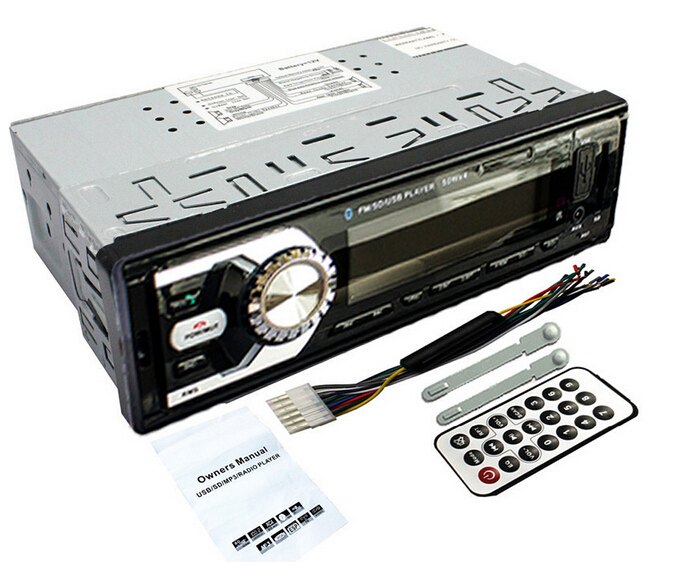 Автомагнитола Fm auto Mp3 USB SD AUX автомагнитола kenwood kmm 103ay usb mp3 fm 1din 4х50вт черный