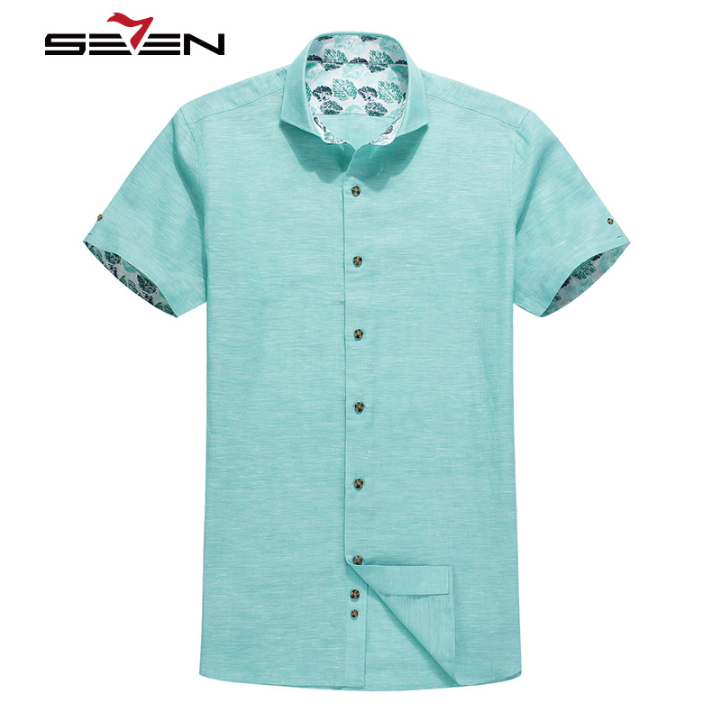 Online Get Cheap Short Sleeve Button Down Shirts Men -Aliexpress ...