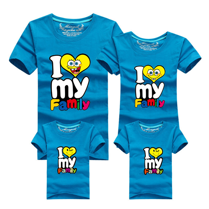 1Psc New font b Family b font font b Matching b font font b Outfits b
