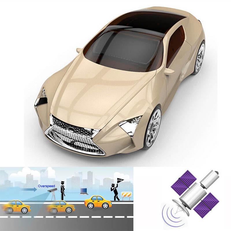 Русский/Английский автомобиль скорости радар раннего предупреждения, что детектор лазерной безопасности трафика оповещения представил usb зарядное устройство цвет золото или красный